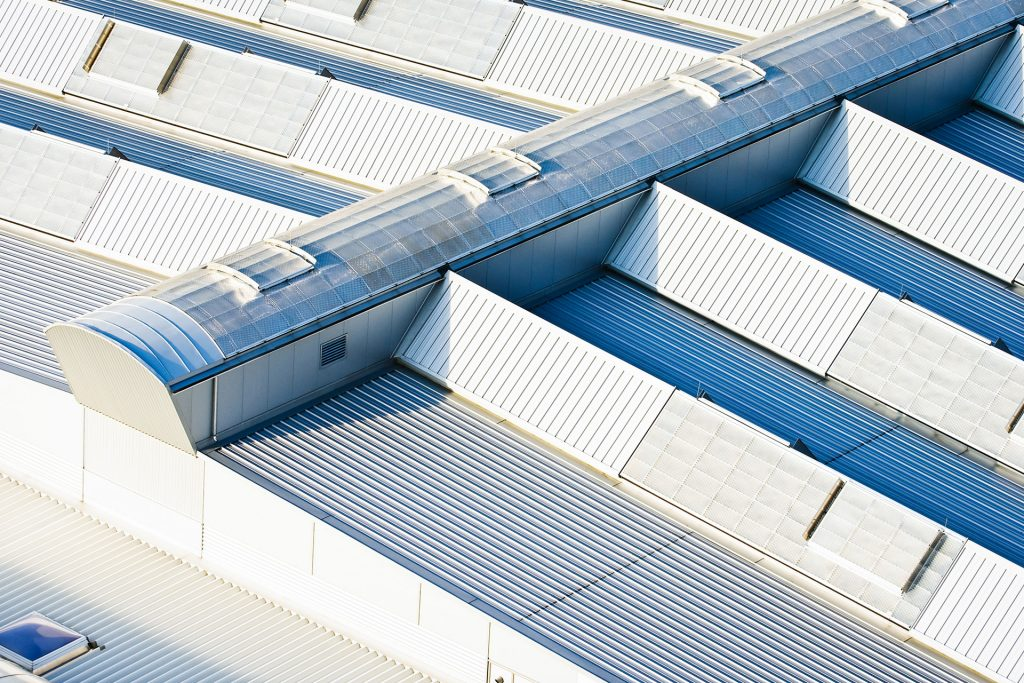 Metal Roofing And Siding The Ross Group
